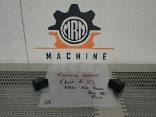 Carling Switch Lot Of 2 Rocker Switches New No Box See All Pictures