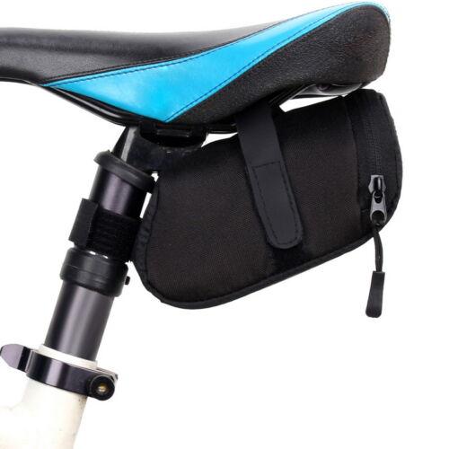 Fahrradtasche Satteltasche Werkzeugtasche Wasserdicht Satteltasche Stoßfest JO