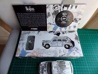 Boxed Corgi The Beatles Revolver London Taxi 2 Car Liverpool & Toy Figure