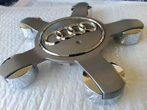 AUDI OEM 15-18 A3 Wheel Center Hub Cap 8R0601165 EACH USA