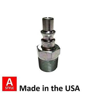 3-8-034-NPT-Pneumatic-Air-Compressor-Hose-Female-Quick-Connect-Fitting-Coupler-Plug
