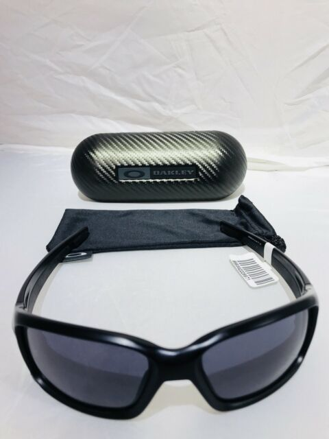 Oakley Straightlink sunglasses Polished Black 009331-02 58/17 New