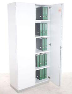 Armario-De-Archivos-5-Oh-100cm-Ancho-USADO-Muebles-de-oficina