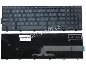 Dell Inspiron 17 5000 Series 17-5748 17-5749 17-5759 5748 5749 5759 Keyboard US