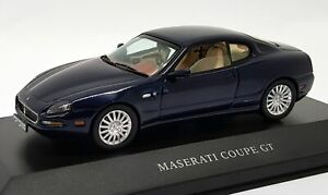 Ixo-1-43-scale-METAL-MODEL-moc028-MASERATI-COUPE-GT-MET-Blue