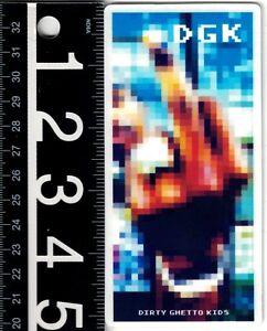 DGK-TOSS-IT-UP-STICKER-DGK-Toss-It-Up-5-25-in-x-2-5-in-Skateboard-Decal