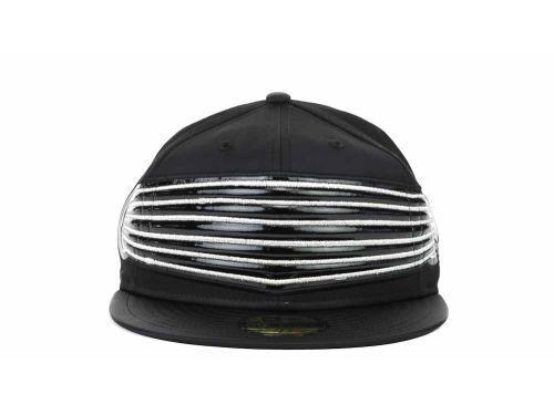 COBRA NEW ERA G.I JOE SNAKE EYES BIG FACE 59FIFTY FITTED CAP Flat Brim