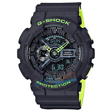Brand New Casio G-Shock GA-110LN-8A World time Watch