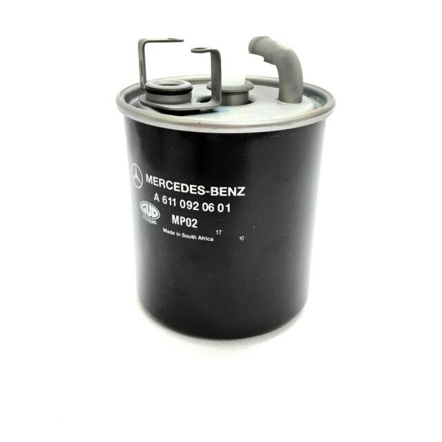 Genuine Mercedes 901-905 Sprinter Non CDI Inline Fuel Filter