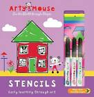 Stencils by Top That! Publishing Ltd (Hardback, 2015)