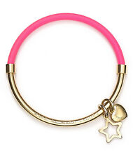 NEW Marc by Marc Jacobs Bracelet Pink Hula Hoop Bangle