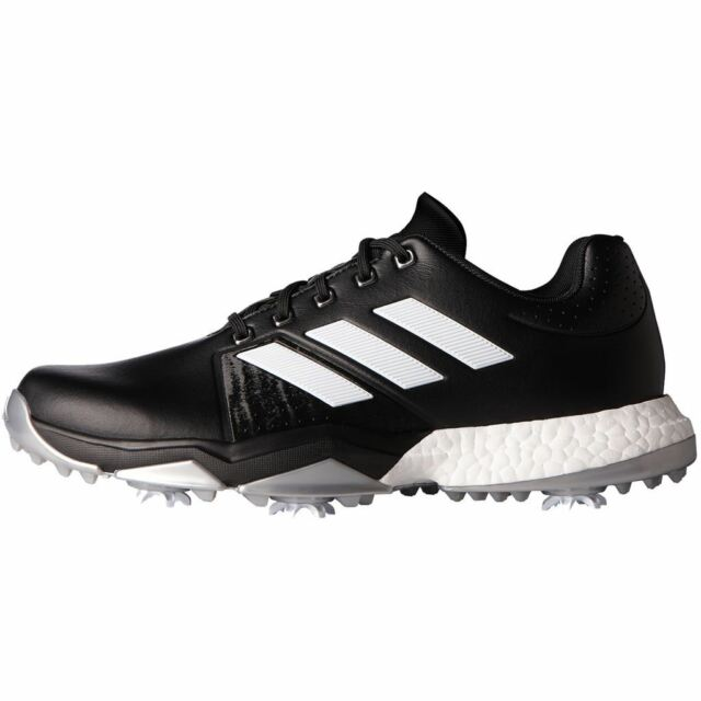 the latest ce16d 98a10 adidas Adipower Boost 3 Golf Shoes Blackwhitesilver 9.5 Wide