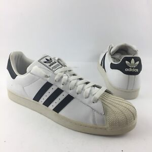 Details about Adidas Superstar 19 US Originals Retro Leather Shell Sneakers Shoes G17068 Mens