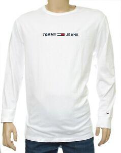 Tee shirt manches longues Tommy Hilfiger bleu