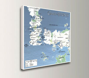 photo relating to Printable Map of Westeros called Information and facts with regards to Recreation of Thrones WESTEROS ESSOS scale map, print upon 30cm/12\