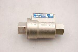 OMAL assured Automation valve NC DN 15 PN 10