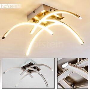 Led design deckenleuchte schlaf wohn zimmer lampe luxus b ro flur k chen leuchte ebay - Led buro deckenleuchte ...