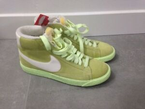 Nike Femme Montantes 39 Cuir Neuf Vertes xv1Znwdx