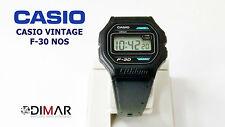 VINTAGE CASIO F-30 NOS LITHIUM