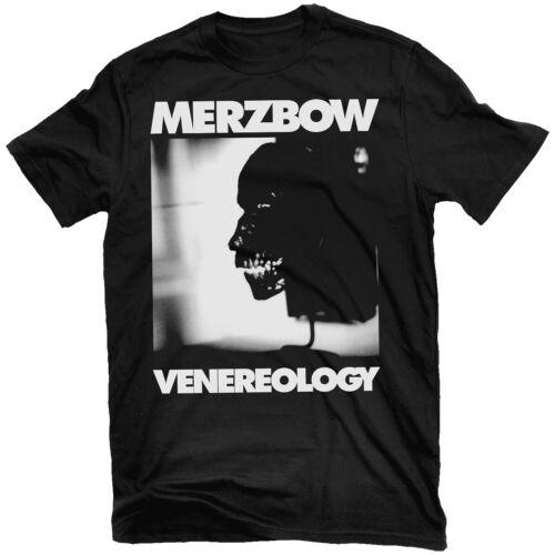 MERZBOW Venereology T-Shirt NEW Relapse Records TS4571