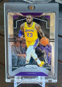 LeBron-James-2019-20-Panini-Prizm-Basketball-129-Lakers-NBA-MVP-PSA-BGS-Ready
