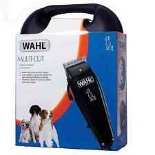 MULTI CUT CLIPPER PROFESSIONAL WAHL PET GROOMING ANIMAL HAIR SET KIT WITH DVD