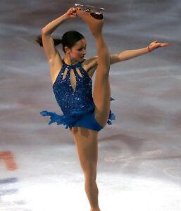 Sasha Cohen UNSIGNED photo American figure skater D1803