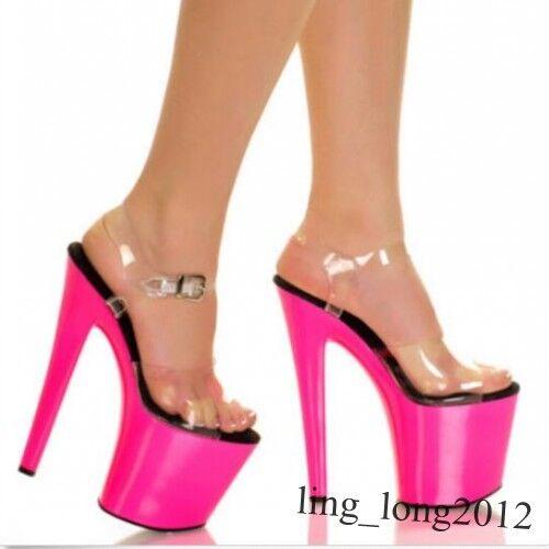 les femmes super cheville super femmes talons de chaussures sexy de pole dance club 92e350