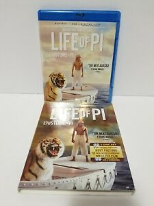 Life-of-Pi-Blu-ray-DVD-DC-movie-Canadian-tested-with-Warranty