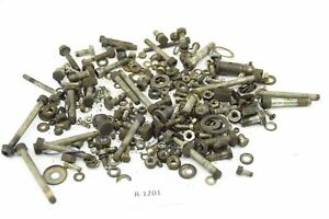 BMW-R75-5-Bj-1970-Screws-remains-small-parts