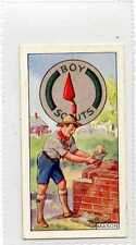 (Jc2039-100)  C.W.S,BOY SCOUT BADGES,MASON,1939#13
