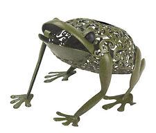Smart Solar Metal Silhouette Frog Light-Dule Function LED