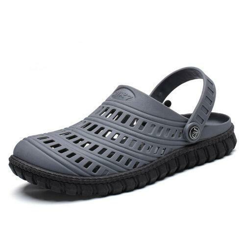 Sandals Shoes Men Sneaker Trail Close Top Beach Summer Sand Hollow Out Fashion