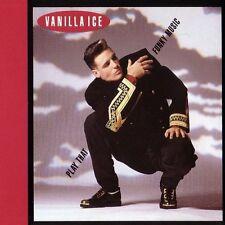 Vanilla Ice Play that funky music (1990) [Maxi-CD]