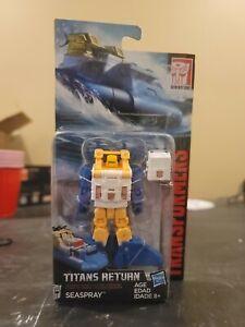 Transformers Titans Return Autobot Seaspray MOC
