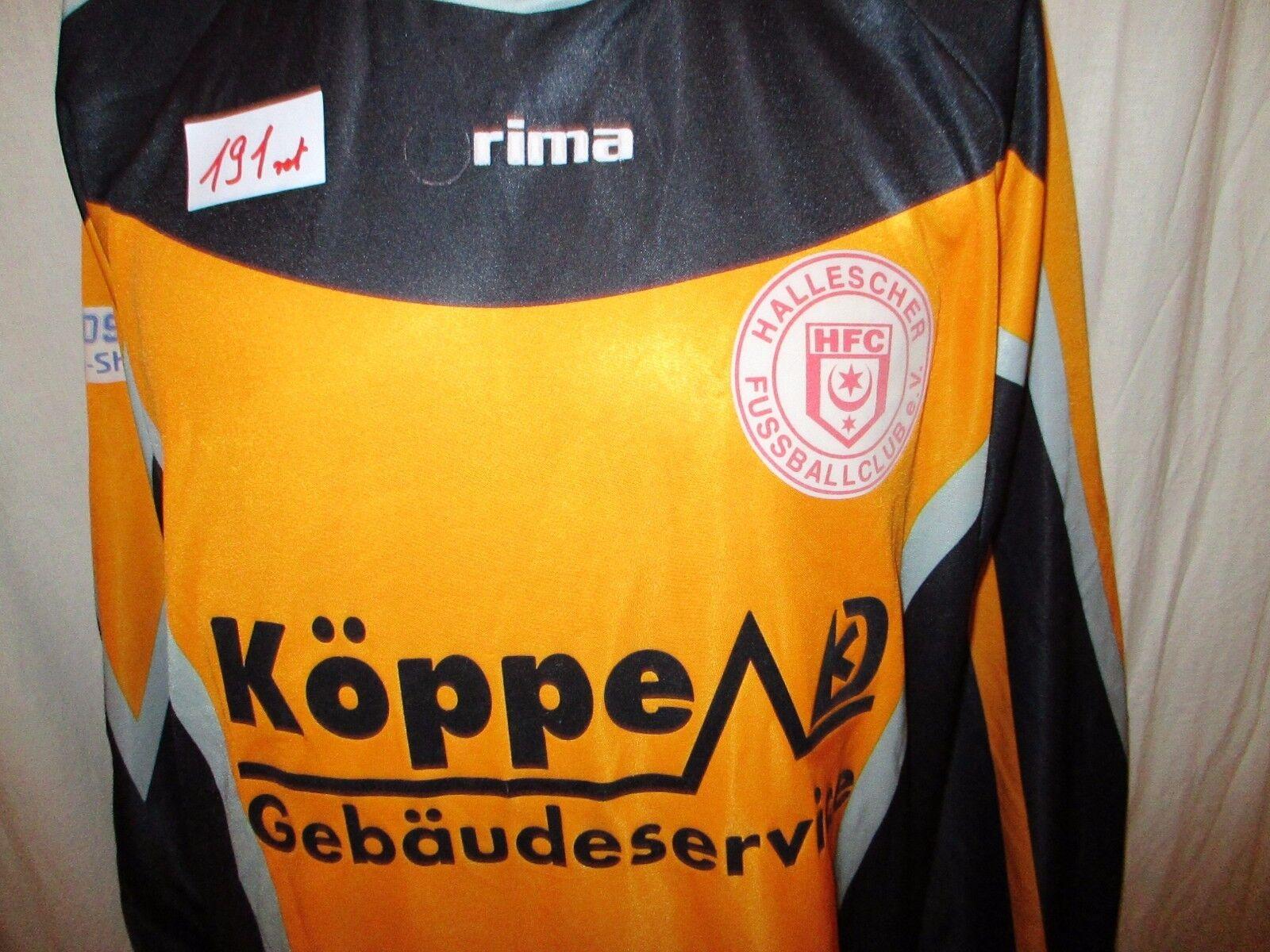 Hallescher FC erima Matchworn Torwart Matchworn erima Trikot