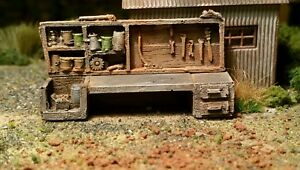 High-detailed-resin-casting-furniture-By-R-amp-M-suit-HO-OO-gauge-unpainted