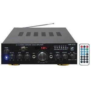 KARMA-PA-2380BT-Amplificatore-stereo-con-MP3-e-Bluetooth