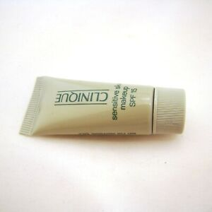 Clinique-SENSITIVE-SKIN-MAKEUP-SPF-15-Cooling-Buff-0-25-oz-7-ml-NEW-NWOB