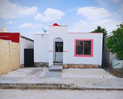 Casa en Venta de 1 recamara en Kanasin en Merida Yucatan