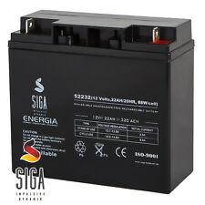 Blei Akku 22AH 12V AGM GEL Batterie USV BMW ABS Rasentraktor 18Ah 20Ah 21Ah