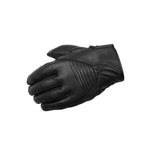 Scorpion Mens Black Short Cut Leather Motorcycle Gloves Ebay