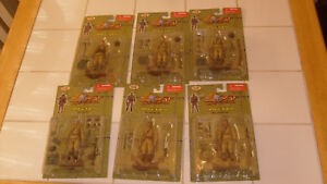 ULTIMATE SOLDIER 1:18 scale 6 Imperial Japanese Marines 21st Century Toys MIB