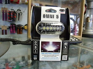 CATEYE TL-LD155 OMNI 5--5 WHITE LED BICYCLE FRONT LIGHT