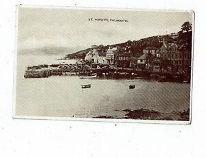 CORNISH POST CARD REAL PHOTO ST MAWES FALMOUTH - St Agnes, Cornwall, United Kingdom - CORNISH POST CARD REAL PHOTO ST MAWES FALMOUTH - St Agnes, Cornwall, United Kingdom