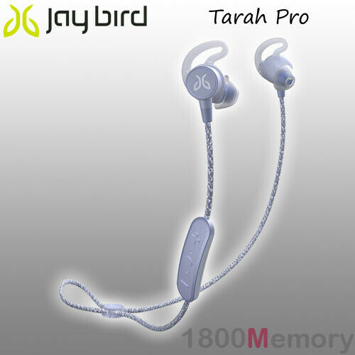 GENUINE Jaybird Tarah Pro Sport Bluetooth Wireless Buds Headset Earphone Lilac