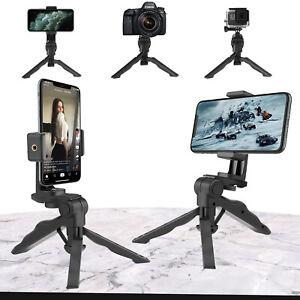 360° Tripod Monopod Desktop Stand Phone Holder Stabilizer For Phone Camera GoPro