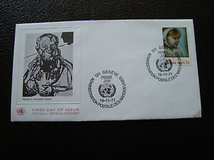 United-Nations-Geneve-Envelope-1er-Day-19-11-1971-cy64-United-Nations-A