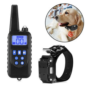 Recharge-Dog-Shock-Collar-With-Remote-Waterproof-Electric-for-All-Pet-Training