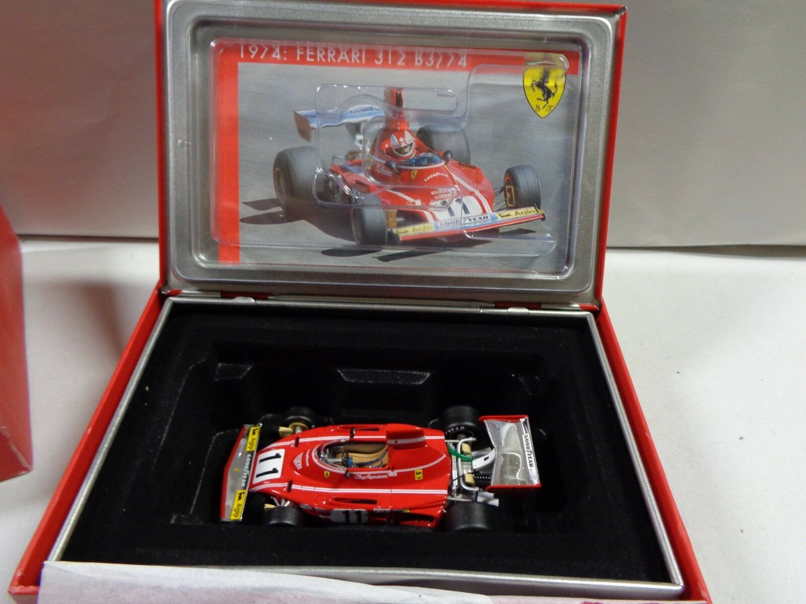 Hot Wheels 1974 Ferrari 312 B3 74